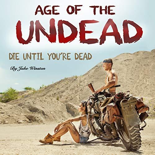 Die Until You're Dead audiobook cover art