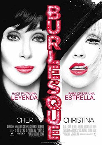 27 x 40 Burlesque Movie Poster