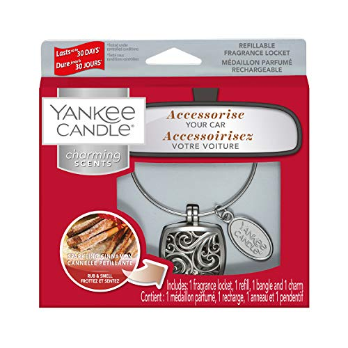 Yankee Candle Charming Scents Starter Kit, Square