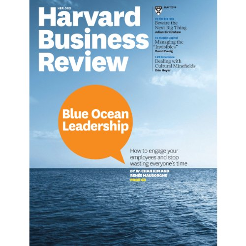 Harvard Business Review, May 2014 cover art