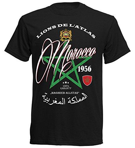 aprom T-Shirt Marokko SC MAR 8 - WM Morocco (XL)