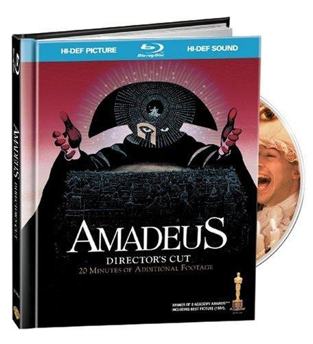 Amadeus Director's Cut (BD) [Blu-ray]