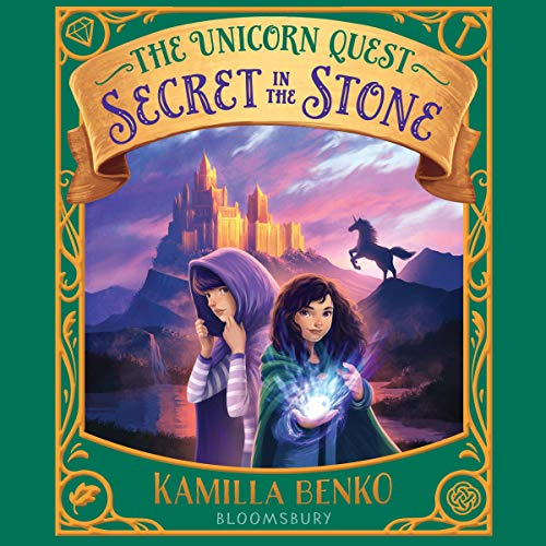 Secret in the Stone cover art