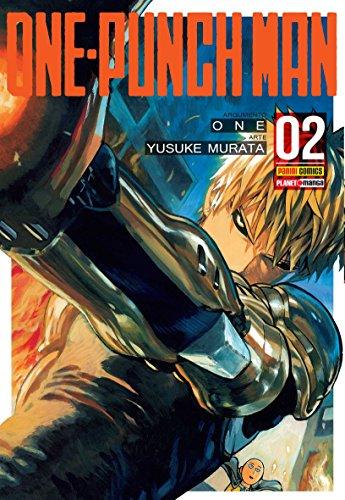 One-Punch Man Vol. 02