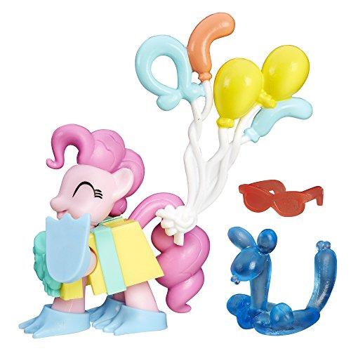 My Little Pony – Friendship Is Magic – Pinkie Pie – Mini Figurine 5 cm + Accessoires