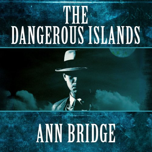 The Dangerous Islands audiobook cover art