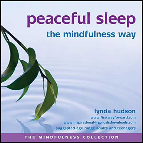 Peaceful Sleep the Mindfulness Way cover art