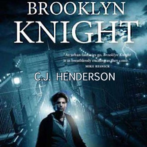 Brooklyn Knight audiobook cover art