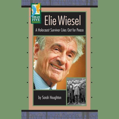 Elie Wiesel cover art
