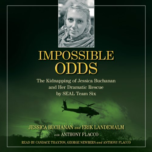 Impossible Odds audiobook cover art