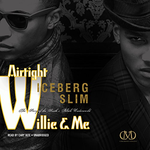 Airtight Willie & Me audiobook cover art