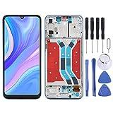 Pantalla LCD de reemplazo del teléfono celular Pantalla LCD y digitalizador Asamblea con marco completo para Huawei Disfrute 10s Accesorios de teléfono Pantalla LCD ( Color : Breathing Crystal )