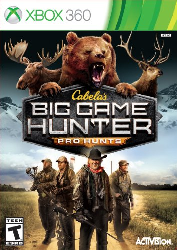 Cabelas: Big Game Hunter Pro Hunts - Xbox 360