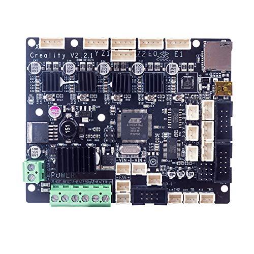 Dittzz Creality 3D Drucker v2.2 Silent Mainboard mit TMC2208 für Ender 5 Plus