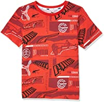 PUMA Boys Alpha AOP T-Shirt