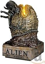Alien Anthology Collection (4 Films) - 6-Disc Box Set and Illuminated Egg Statue ( Alien / Aliens / Alien 3 (Alien³) / Ali...