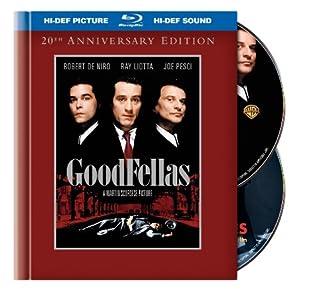 Goodfellas [Blu-ray] [US Import] (B002UOMGVU) | Amazon price tracker / tracking, Amazon price history charts, Amazon price watches, Amazon price drop alerts
