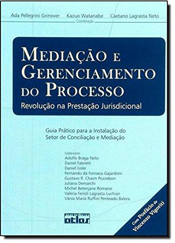 Mediação e Gerenciamento do Processo. Revolução na Prestação Jurisdicional