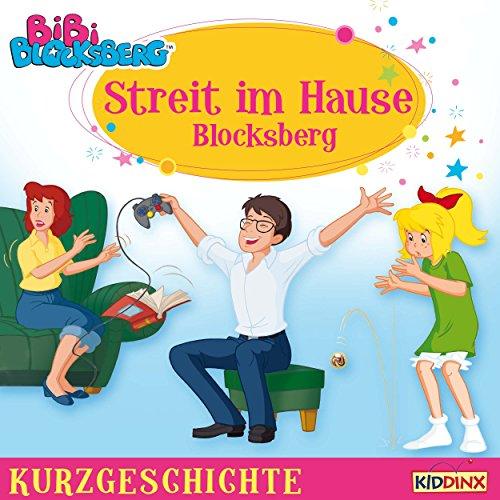 Streit im Hause Blocksberg (Bibi Blocksberg - Kurzgeschichte) Titelbild