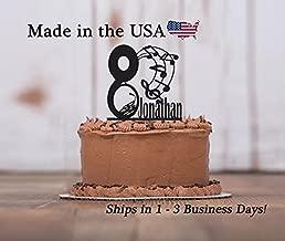 happy birthday tuba cake