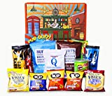 Pub Snacks Box by Simple Surprises! Filled with Traditional Pub Favourites! Bring The Pub to You with This Gift Box Experience.
