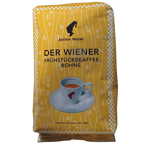 Julius Meinl - Der Wiener - Frühstückskaffee Bohne