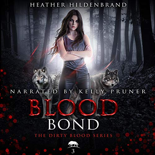 Blood Bond audiobook cover art
