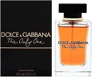 Dolce & Gabbana The Only One Eau De Parfum Spray for Women, 3.3 Oz, Multi
