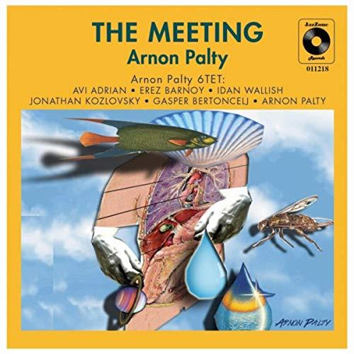 The Meeting (feat. Avi Adrian, Erez Barnoy, Idan Wallish, Jonathan Kozlovsky, Gasper Bertoncelj & Arnon Palty)