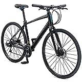 Schwinn Men's 700 M Vantage FB 3 BLK MD Bike, Black, Medium