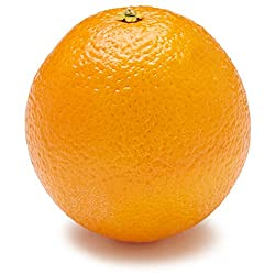 Navel Orange, One Medium