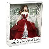Barbie Collector 2015 Holiday Doll - Auburn