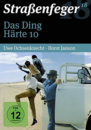 Straßenfeger 18 - Das Ding/Härte 10 [4 DVDs]
