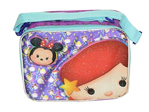Tsum Tsum Minnie and Ariel Kids Lunchbag