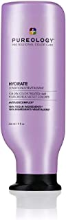 Pureology Hydrate Moisturizing Conditioner | For Medium to Thick Dry, Color Treated Hair | Sulfate-Free | Vegan |
