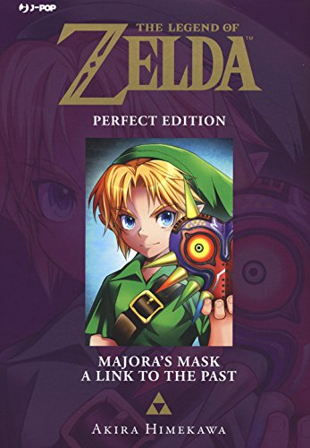 Majora's mask-A link to the past. The legend of Zelda. Perfect edition (Vol. 3)