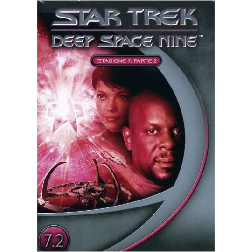 Star Trek Deep Space Nine Stagione 07 #02 (4 DVD)