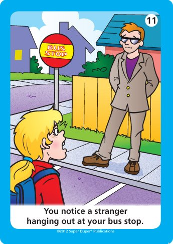 Super Duper Publications | Difficult Situations Fun Deck | Social Skills and Safety Flash Cards | Educational Learning Materials for Children