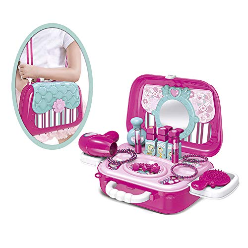 cpa Toy group trading s.l.- Beautycase 2X1 met sieraden + schoudertas, roze (CPATOY Group, S.L. 723008933A).