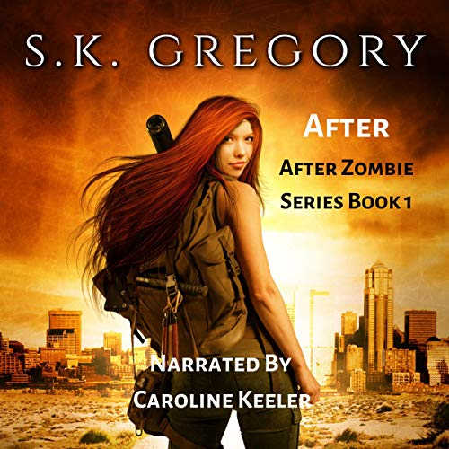 After audiobook cover art