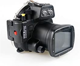 Sea frogs for Canon EOS M 18-55mm 40M Waterproof Underwater Housing Case