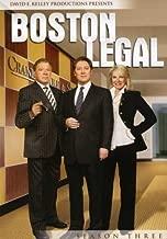 Boston Legal - Season Three;Boston Legal