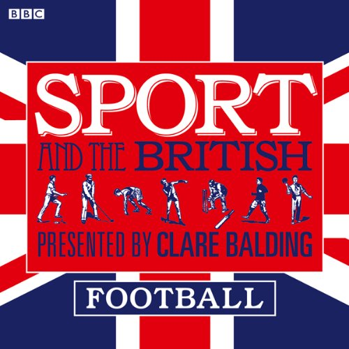 Sport and the British: Football cover art