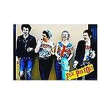 LOPOA Sex Pistols Leinwand Kunst Poster und Wandkunst