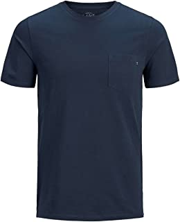 Jack & Jones Mens JJEPOCKET TEE SS O-NECK NOOS T-Shirt