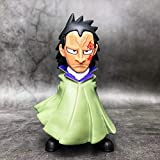 RZSY Versione Q Monkey D Dragon Leader Monkey D Luffy's Father Desktop Ornament Action Figure Animated Character Statue, for Gifts And Home Decoration
