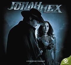 2011  Jonah Hex  Wall Calendar
