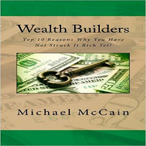 Wealth Builders audiobook cover art