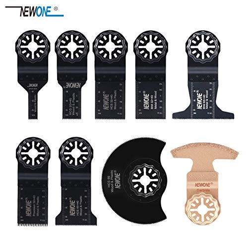 Buy Bargain Xucus Starlock Plunge Cut Oscillating Multi-Tool Blade Accessory Sets Ideal for Cutting ...