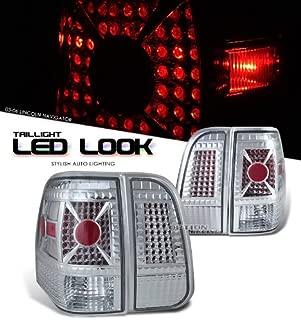 -Chrome Driver side WITH install kit Larson Electronics 1015P9JBRFS 100W Halogen 2005 Volvo VNL430 SLEEPER Post mount spotlight 6 inch